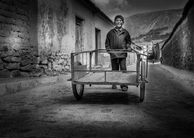 Il carretto di Tarabuco, Bolivia