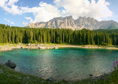 Andrea Mazzella, Latemar, Trentino