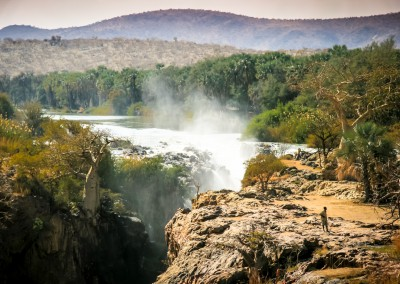 Andrea Mazzella, Epupa Falls, Caprivi, Namibia