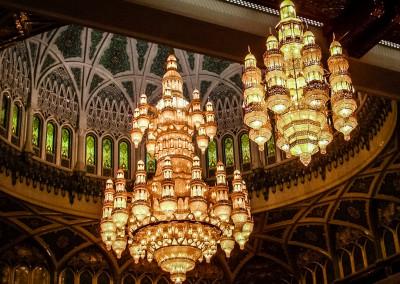 Grand Mosque Sultan Qaboos Muscat, Oman
