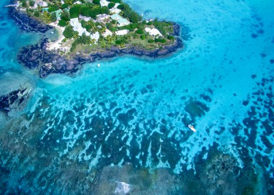 Mauritius in volo, Mauritius