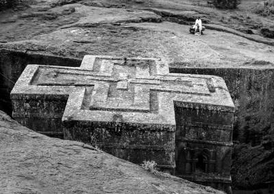 San George, Lalibela, Etiopia