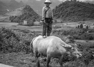 bambino in equilibrio, Vietnam