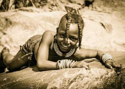 bimba Himba sul Kunene, Naminbia