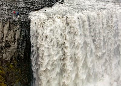 Andrea Mazzella, cascate Dettifoss, Islanda