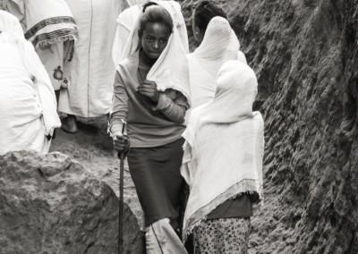 controcorrente, chiese di Lalibela, Etiopia
