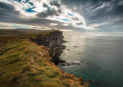 Andrea Mazzella, coste islandesi, Islanda