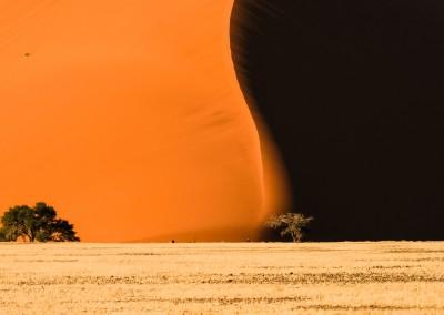 duna 45, deserto Namib, Sossusvlei, Namibia