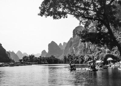fiume Lee, Cina