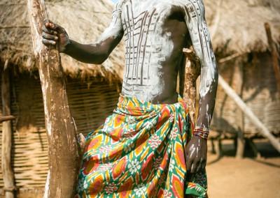 giovane Karo, Etiopia