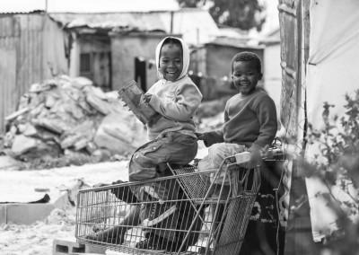 no playstation, Khaielitsha, Cape Town, Sud Africa