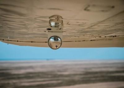 Andrea Mazzella, ombre in volo, Namibia