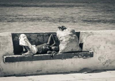 pausa, Mozambico