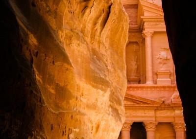 the treasury, il Tesoro di Petra, Giordania