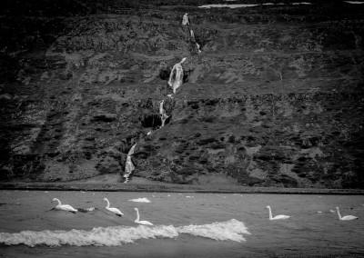Andrea Mazzella, west fiords, Islanda