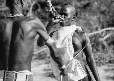 Fustigazione rituale delle donne Hamer, Valle dell'Omo, Etiopia del sud, Andrea Mazzella, Serie Eti 2011/04
