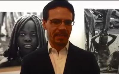Intervista con Andrea Mazzella al PAN (Napoli)
