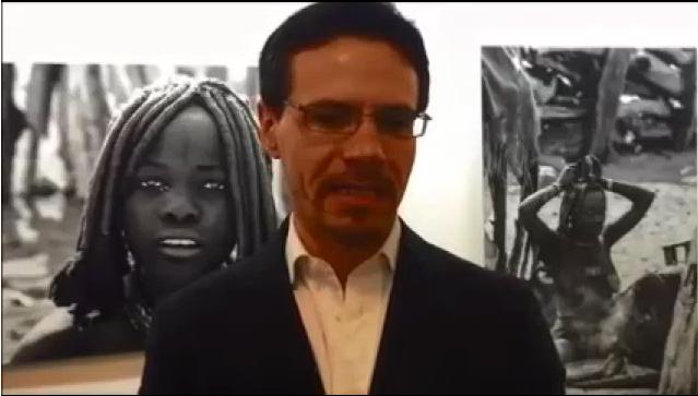 Intervista con Andrea Mazzella al Pan Napoli