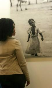 bimba Etiopia, inaugurazione mostra PAN Andrea Mazzella