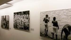 sezione Etiopia Mozambico, inaugurazione mostra PAN Andrea Mazzella