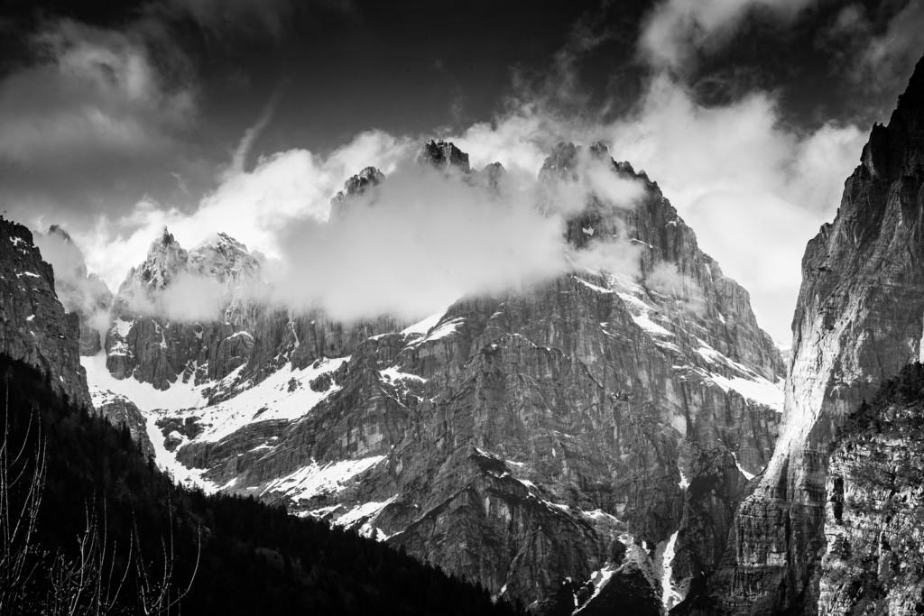 Andrea Mazzella, Climb me, Dolomiti patrimonio Unesco, Italia