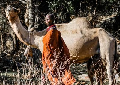 Donna Samburu, Kenya del nord