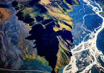 Andrea Mazzella, Colori del nord, Islanda
