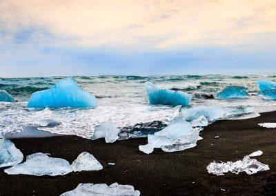 Andrea Mazzella, IceLand, Diamonds on the shore, Islanda