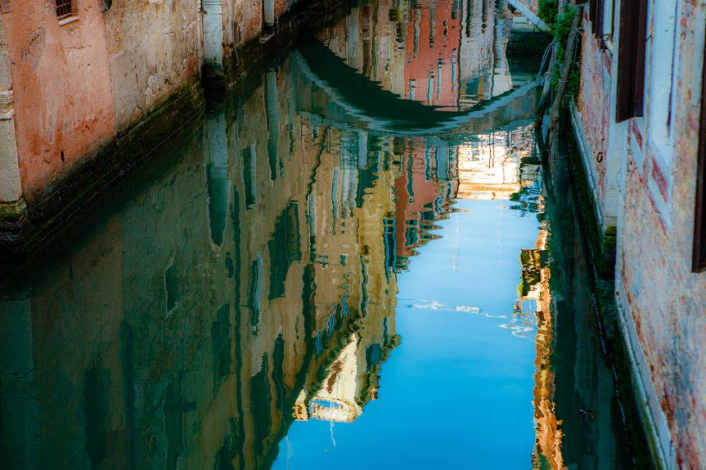 Specchio d'acqua, Venezia, Italy